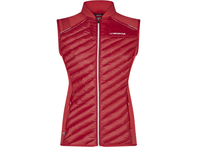La Sportiva Aria Vest Women, grape/hibiscus